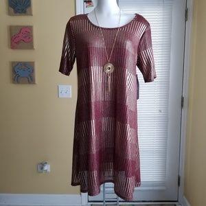 Espresso dress (L)
